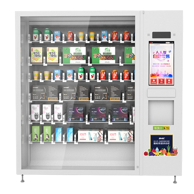 1.8m Smart Combo Vending Machine